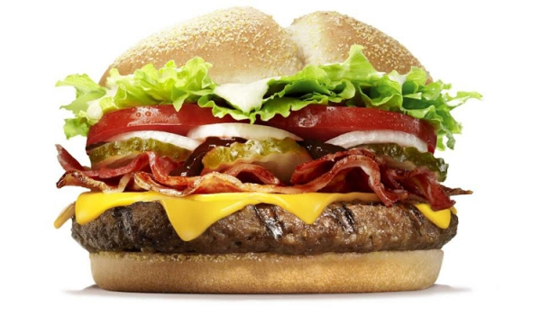 Burger King - Taxas BBQ Angus