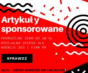 Content marketing, artykuły sponsorowane po niemiecku, angielsku, polsku