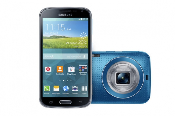 Samsung - GALAXY K Zoom