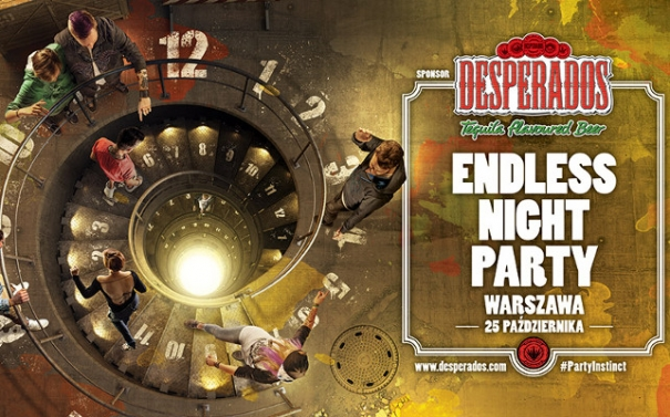 Wygraj bilety na Desperados Endless Night Party