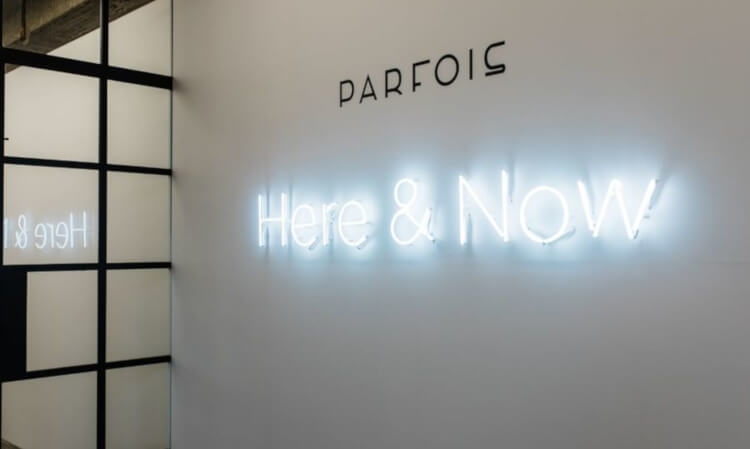 Parfois - Here and now
